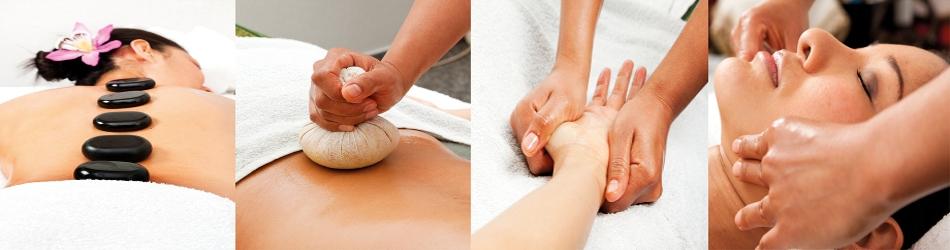 Wellness massage oberhausen